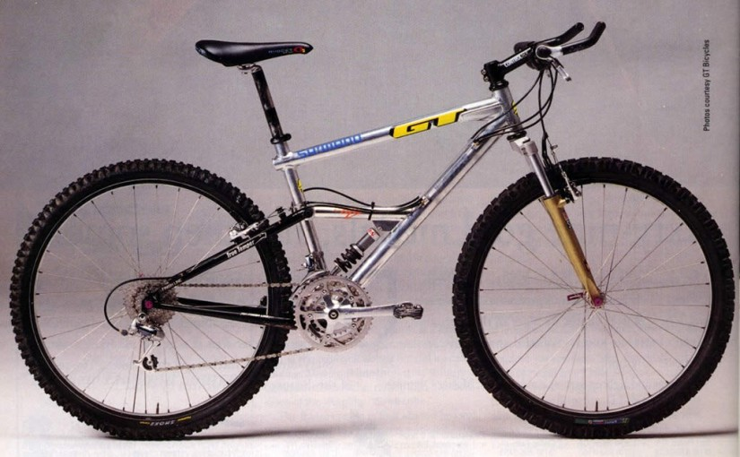 10 of the Best Vintage Full Suspension Mountain Bike Frames
