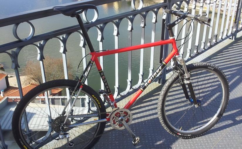 Rourke 853 first ride