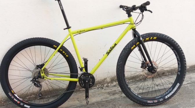 Retro Classics-Rocky Mountain Bike Telaio RM7 NINJA Coaster